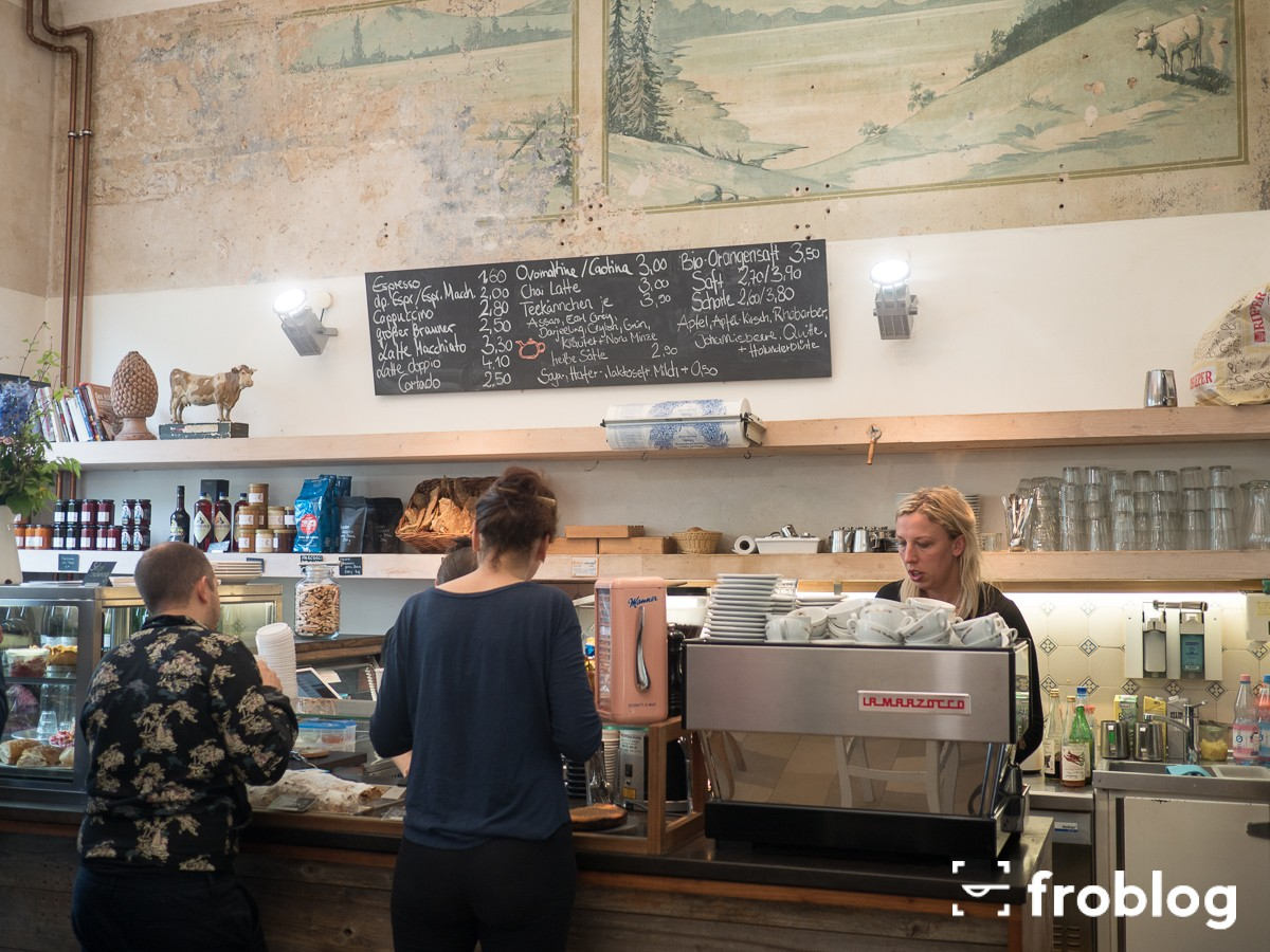 Gdzie jeść w Berlinie: Meierei