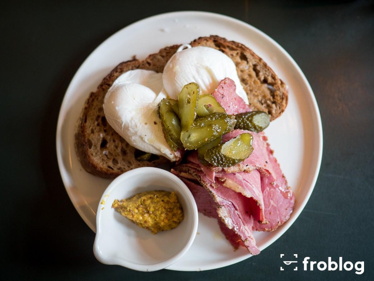 Gdzie jeść w Berlinie: ORA Jajka