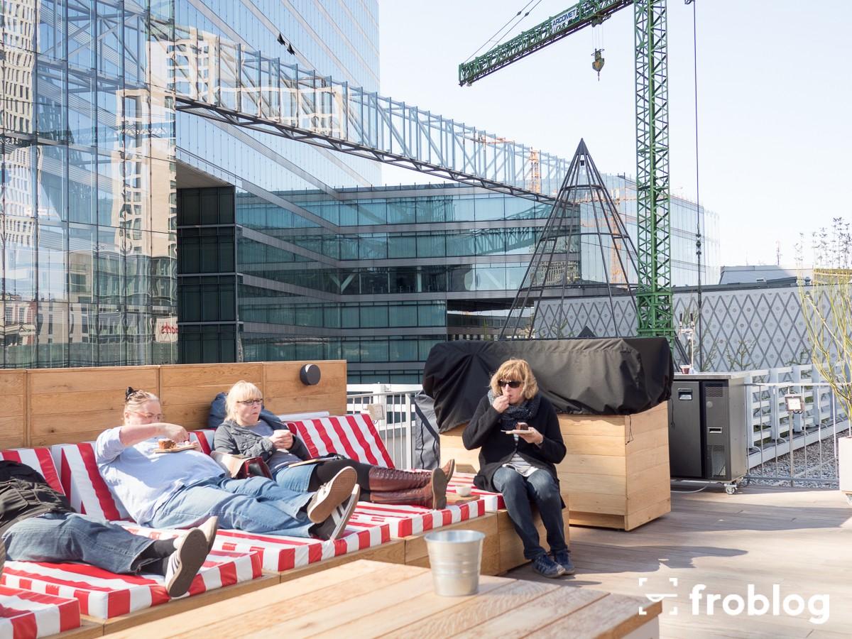 Gdzie pić w Berlinie kawę: The Barn Café Kranzler