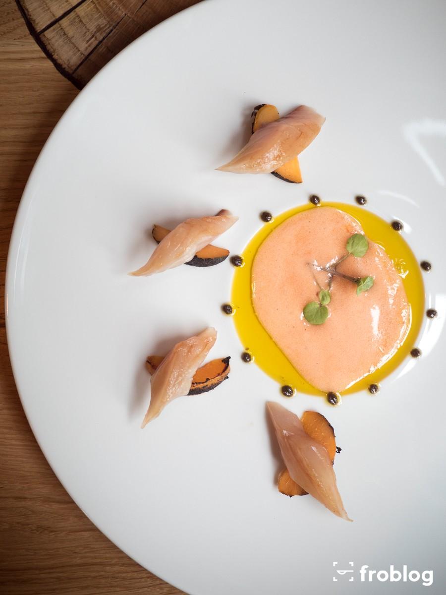 La Maison: Makrela z morelami