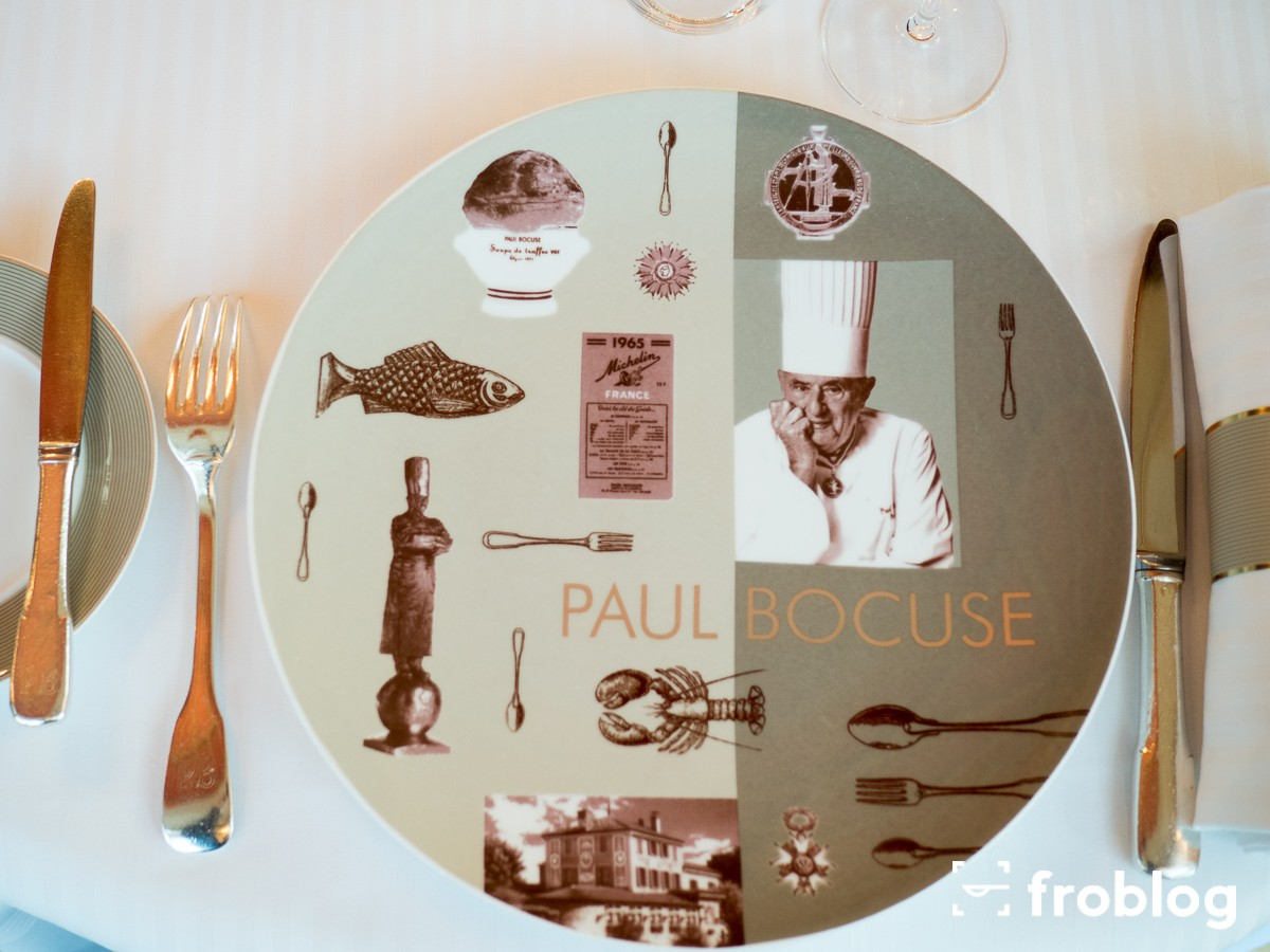 Paul Bocuse talerz