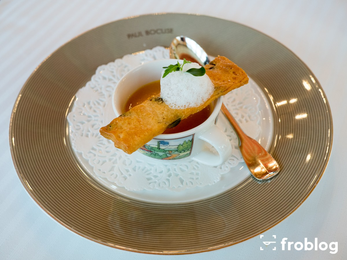 Paul Bocuse Amuse