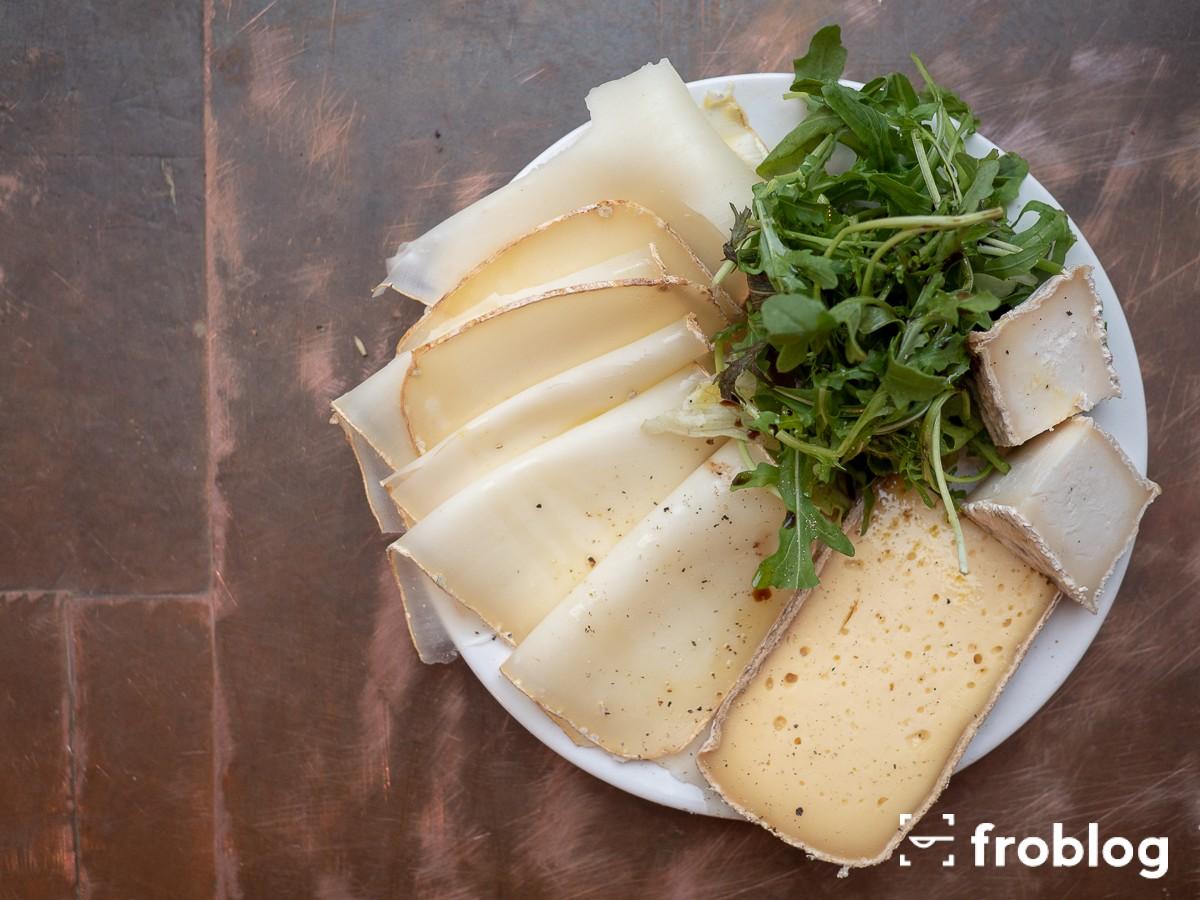 Krem Talerz serów