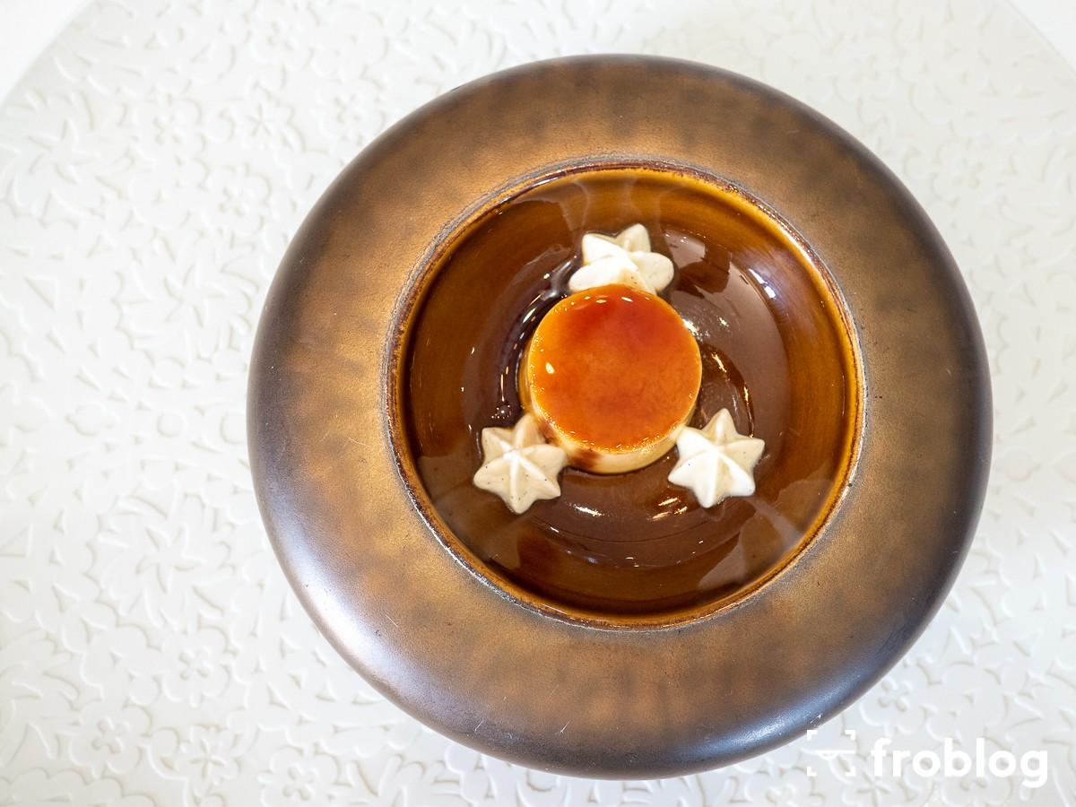 Aponiente Creme caramel