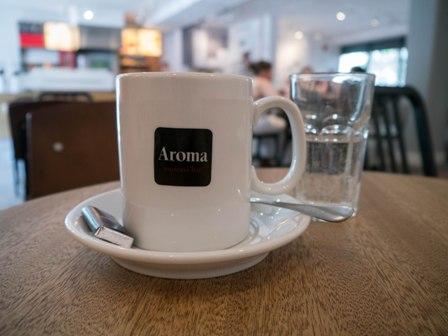 Aroma Espresso Bar Americano
