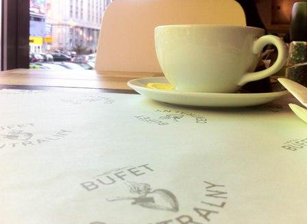 Bufet Centralny Herbata