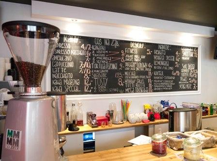 Cafe Zaraz Wracam Bar
