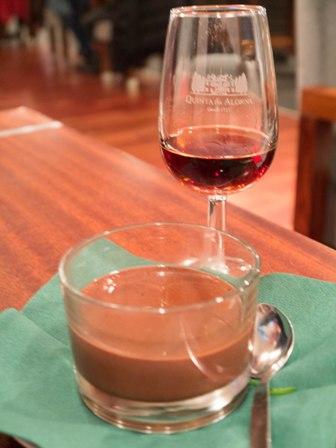 Portucale Mus czekoladowy