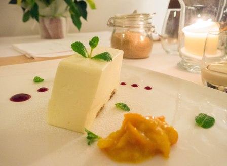 Soul Kitchen Mus z sera i białej czekolady