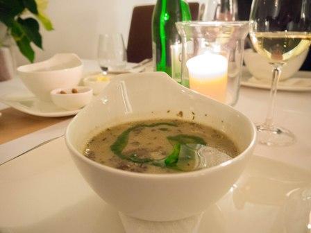 Soul Kitchen Zupa Grzybowa
